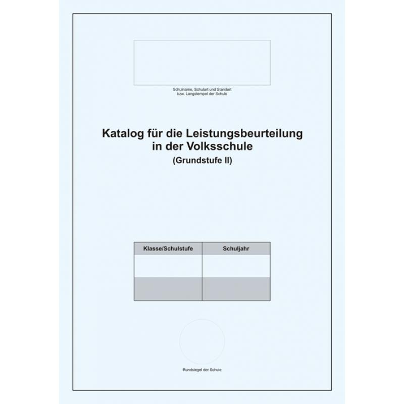Innverlag | Katalog für Leistungsbeurteilung – Volksschule ...