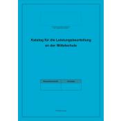 Klassenbuch – Katalog für Leistungsbeurteilung in der Mittelschule