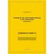Katalog für Leistungsbeurteilung – Volksschule, Grundstufe 1