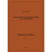 Katalog für Leistungsbeurteilung Volksschule (speziell für Kleinschulen)