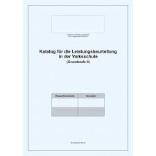 Katalog für Leistungsbeurteilung – Volksschule, Grundstufe 2