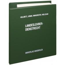 Landeslehrerdienstrecht – Landeslehrer-Dienstrechtsgesetz, Gesamtwerk