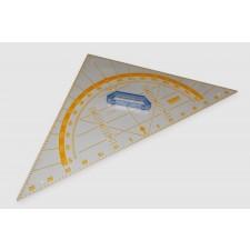 Profi Linie Geo-Dreieck, 80 cm