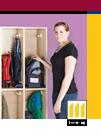 Schulmöbel-Katalog Garderoben