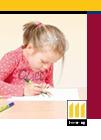 Kindergartenausstattung - Tische und Stühle